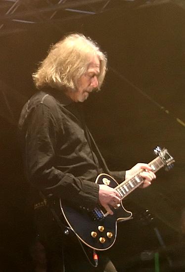 Thin Lizzy -kitaristi Scott Gorham