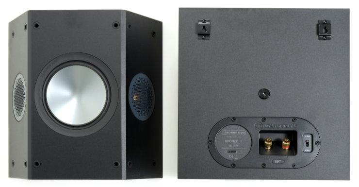 monitor audio bronze fx edesta ja takaa 9569
