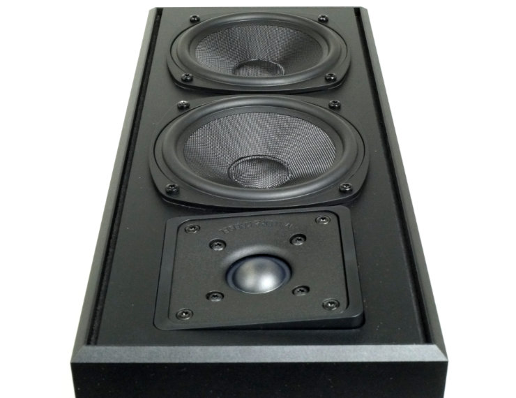 mk sound lcr750 basso ja diskantti 9598